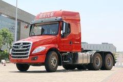 西风柳汽 乘龙T5重卡 430马力 6X4长头牵引车(LZ4250T5DB) 卡车图片