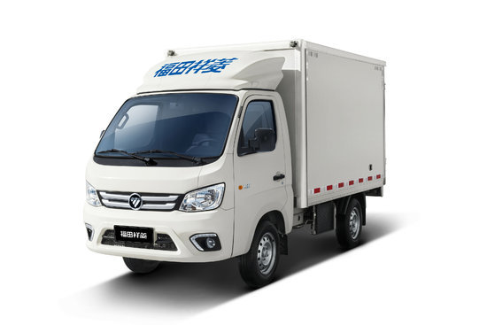 福田 祥菱m1 1.2l 86马力 汽油 3.05米单排厢式微卡()图片