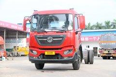 西风商用车 天锦KR 180马力 4X2 6.2米排半仓栅式载货车(DFH5160CCYE) 卡车图片
