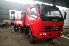 东风 多利卡D6 150马力 4X2 平板运输车(华通牌)(HCQ5041TPBEQ5)