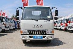 江淮 骏铃E3 88马力 3.37米排半栏板轻卡(HFC1040P93K1B4V) 卡车图片