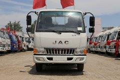 江淮 骏铃E3 102马力 3.7米单排栏板轻卡(气刹)(HFC1040P93K1B4V) 卡车图片