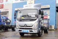 福田 奥铃速运 131马力 4.18米单排栏板轻卡(BJ1045V9JD6-F2) 卡车图片