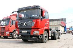 陕汽重卡 德龙X3000 超强版 550马力 6X4牵引车(SX4250XC42) 卡车图片