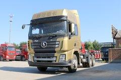 陕汽重卡 德龙X3000 轻量化版 430马力 6X4 LNG牵引车(SX42584X384TL) 卡车图片