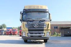 陕汽重卡 德龙X3000 460马力 6X4 LNG牵引车(www.js77888.com))(SX4259XD4TLQ1) 卡车图片