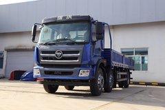 福田 瑞沃Q5 220马力 6X2 6.8米栏板载货车(BJ1255VNPHE-FA) 卡车图片