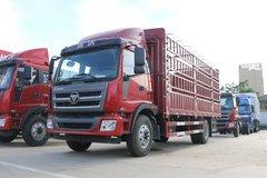福田 瑞沃Q5 170马力 4X2 6.7米仓栅式载货车(BJ5165CCY-FC) 卡车图片