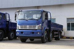 福田 时代H3 170马力 6.7米排半栏板轻卡(BJ1175VKPEB-FA) 卡车图片