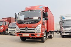 福田 奥铃TS 110马力 4.14米单排厢式轻卡(万里扬)(BJ5045XXY-F2) 卡车图片