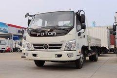福田 奥铃TX 110马力 4.23米单排栏板轻卡(气刹)(BJ1049V9JDA-A1) 卡车图片