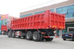 HOWO-7自卸车外观                                                图片