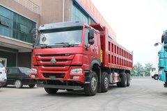 中国重汽 HOWO重卡 380马力 8X4 8.2米自卸车(ZZ3317N4667E1)