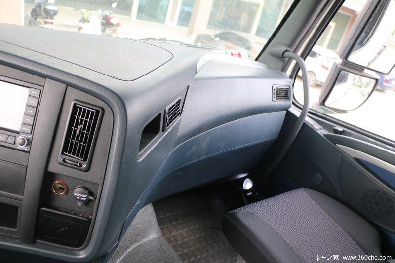 中国重汽 howo t7h重卡 540马力 6x4牵引车(zz4257w324he1b) 驾驶室