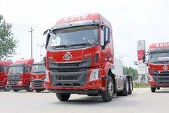 东风柳汽 乘龙H5重卡 430马力 6X4牵引车(LZ4250H5DB)