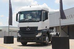 疾驰 新Actros重卡 450马力 6X2公路牵引车(型号2645 LSDNA) 卡车图片