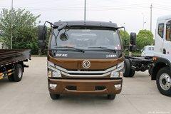 东风 多利卡D8 150马力 4X2 5.75米排半厢式载货车(EQ5090XXYL8BDEAC)