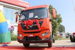 西风商用车 天锦KR 180马力 4X2 排半载货车底盘(DFH1180BX1JV) 卡车图片