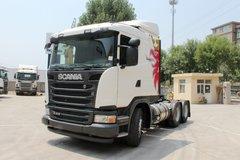 斯堪尼亚 G系列重卡 410马力 6X2R牵引车(型号G410) 卡车图片