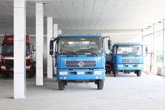 西风商用车 天锦中卡 140马力 4X2 6.1米栏板载货车(DFL1160BX8) 卡车图片