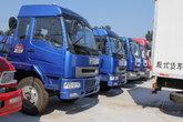 东风柳汽 乘龙中卡 340马力 6X2 牵引车(LZ4241QCA)