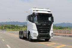 江铃重汽 威龙HV5重卡 经济版 420马力 6X4牵引车(SXQ4250J4B3D5)