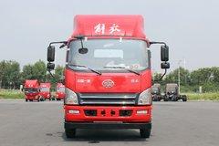 束缚 虎VH 大王版 160马力 4.21米单排仓栅式轻卡(CA5049CCYP40K2L1E5A84) 卡车图片