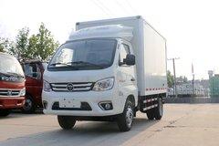 福田 祥菱M1 1.5L 112马力 汽油 3.1米单排厢式微卡(BJ5030XXY-AX) 卡车图片