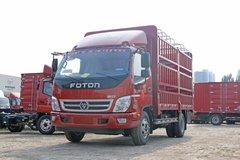 福田 奥铃捷运 科技版 143马力 4.23米单排仓栅式轻卡(BJ5049CCY-B1) 卡车图片