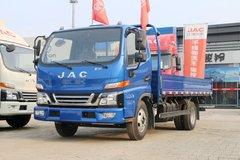 江淮 骏铃V5 109马力 4.235米单排栏板轻卡(HFC1045P92K6C2V) 卡车图片