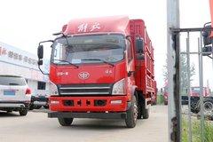 束缚 虎VH 大王晋级版 160马力 4.21米单排仓栅式轻卡(CA5049CCYP40K2L1E5A84) 卡车图片
