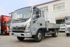 福田 奥铃TS 110马力 3.83米排半栏板轻卡(BJ1045V9JD6-F2) 卡车图片