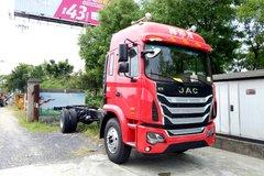 江淮 格尔发K5L中卡 220马力 4X2 6.8米仓栅式载货车(HFC5181CCYP3K2A50S2HV)