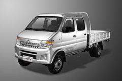 长安凯程 神骐T20 舒服型 1.5L 112马力 汽油 2.5米双排栏板微卡(SC1035SCGE5) 卡车图片