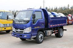 福田 期间金刚2 工程型 82马力 4X2 2.81米自卸车(BJ3042D9JBA-FA) 卡车图片