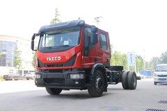 依维柯 Eurocargo系列重卡 299马力 4X2 双排载货车底盘(ML180E30D)