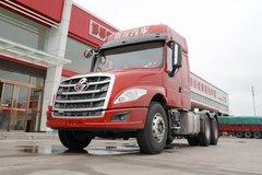 东风柳汽 乘龙T5重卡 400马力 6X4长头牵引车(LZ4250T5DB)