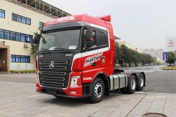 三一团体 英杰版 500马力 6X4牵引车(HQC4250T)