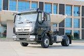 中国重汽 豪瀚J5G重卡 210马力 4X2牵引车(7挡)(ZZ4185H3613E1)