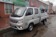 福田 祥菱M1 1.2L 86马力 汽油 2.55米双排栏板微卡(后单胎)(121后桥)(BJ1030V3AV4-AA) 卡车图片