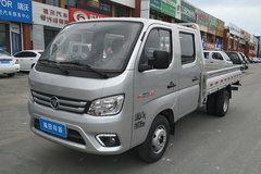 福田 祥菱M2 1.5L 112马力 汽油/CNG 3.1米双排栏板微卡(BJ1030V4AV5-BC) 卡车图片
