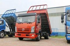 飞碟奥驰 X6系列 130马力 4X2 4.13米自卸车(长泰8A45X)(FD3043W63K5-1) 卡车图片