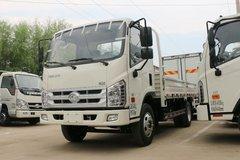 福田 时代H1 95马力 4.18米单排栏板轻卡(BJ1046V9JDA-BA) 卡车图片