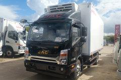 江淮 新帅铃H384 154马力 4X2 5.2米单排冷藏车(HFC5100XLCP71K1C6V)