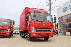 束缚 虎VN 110马力 4.21米单排厢式轻卡(CA5040XXYP40K50L1E5A84) 卡车图片