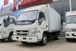 福田时代 小卡之星Q2 112马力 汽油 3.3米单排厢式微卡(BJ5032XXY-B4)