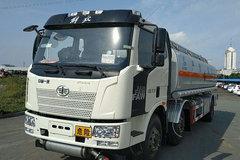 一汽解放 J6L 220马力 6X2运油车(陆平机器牌)(LPC5250GYYC5)