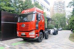 一汽束缚 新J6P重卡 500马力 8X4 8.5米自卸车(CA3310P66K24L7T4AE5) 卡车图片