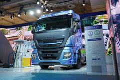 依维柯 New Stralis 重卡 460马力 4X2 LNG牵引车(AS440S46T) 卡车图片