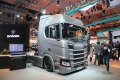 斯堪尼亚 新R系列重卡 500马力 4X2牵引车(型号R500) 卡车图片